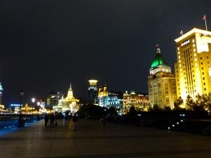 Der Bund, erleuchtet bei Nacht