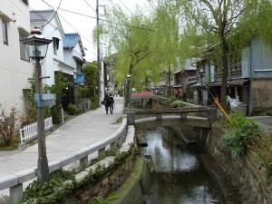 Perry Road - historisches Sträßchen, benannt nach dem amerikanischen Kapitän, der als erster in Shimoda landete.