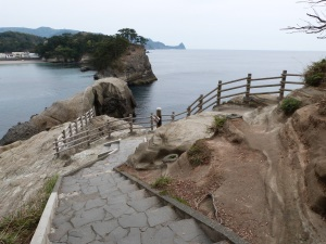 Hier spazierte schon ein japanischer Kaiser