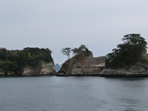 Küste bei Dougashima