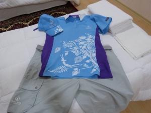 Baku 2015 Uniform