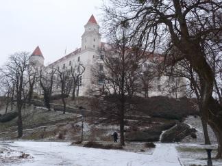 Die Burg aus anderer Perspektive