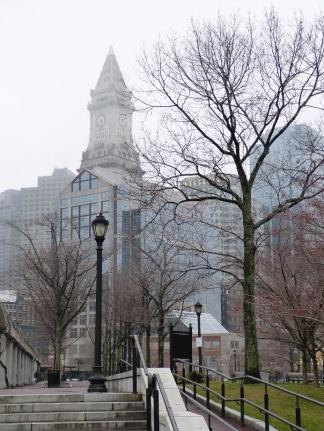 Blick auf die Innenstadt
