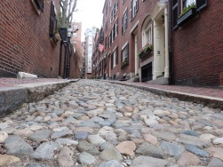 Die berühmte Acron Street