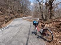 Mit dem E-Bike kommt jeder den Usui-Paß hoch